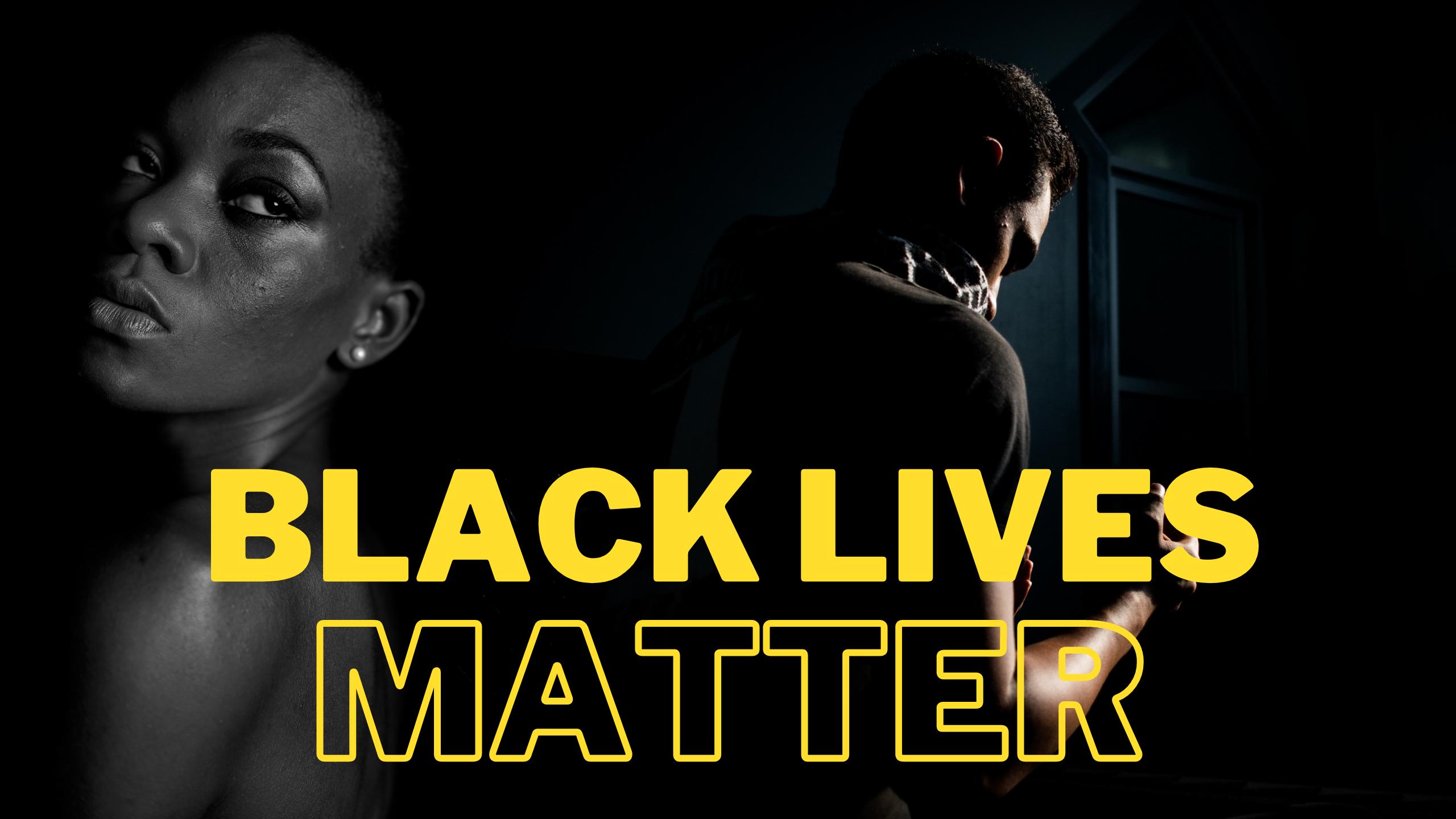 ANKORS supports black lives matter